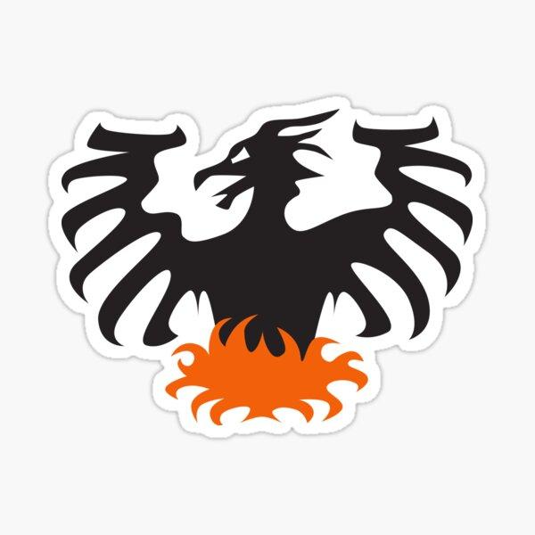 von Liechtenstein Phoenix Sticker