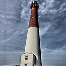 Barnegat Lighthouse by Michael Degenhardt