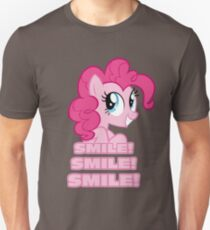 Pinkie Pie - Smile! Smile! Smile! (My Little Pony: Friendship is Magic) T-Shirt