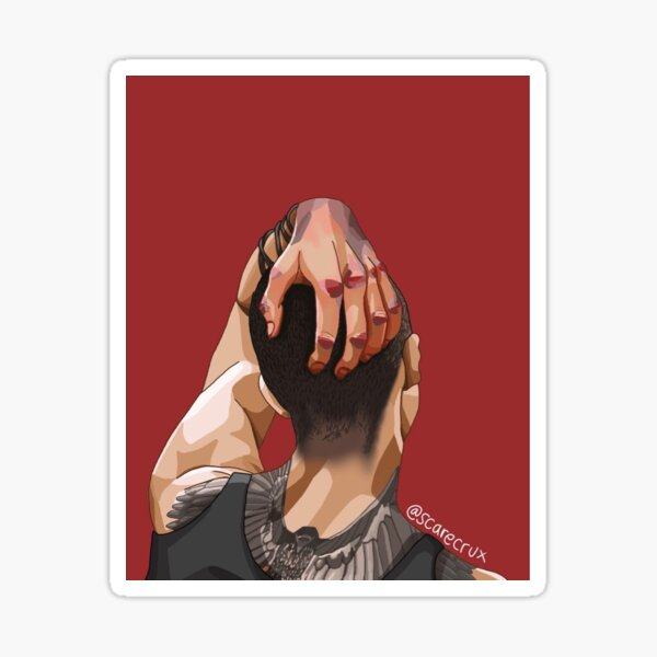 Bruised Ronan Lynch Sticker