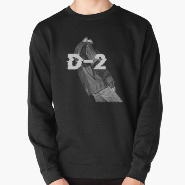 AGUST D 'D 2' Pullover Sweatshirt