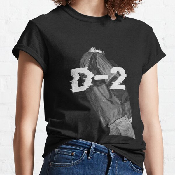 AGUST D 'D 2' Camiseta clásica