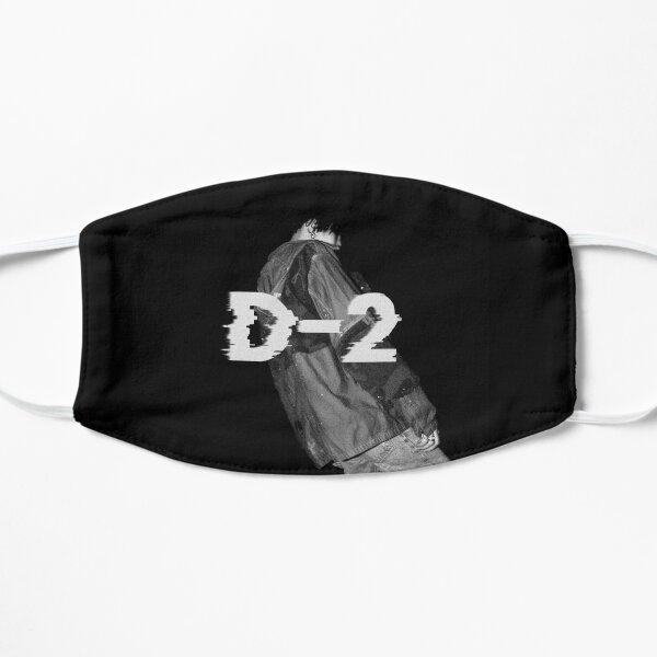 AGUST D 'D 2' Mascarilla plana