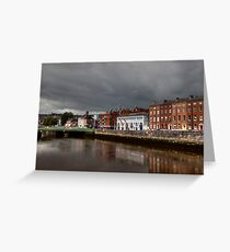 Clouds over Cork Greeting Card