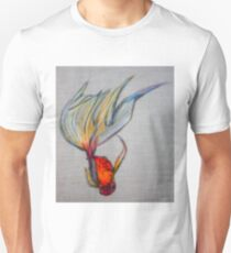 Goldfish Pond (close up #7) Unisex T-Shirt