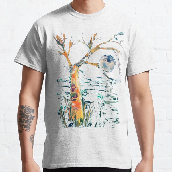 GOOD NIGHT AND MOON Classic T-Shirt