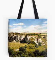 The Wolds Tote Bag