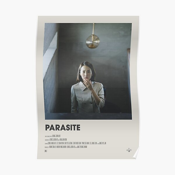 Parasite Poster Poster