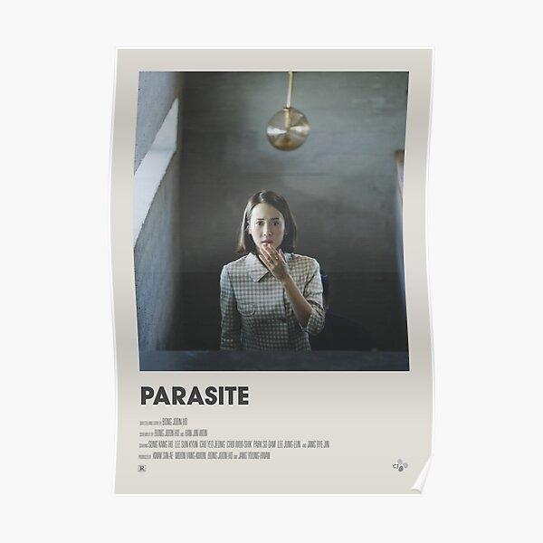 Cartel parásito Póster