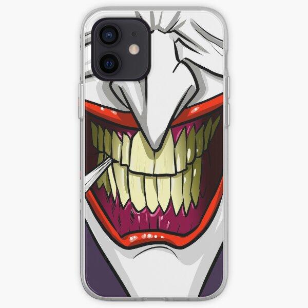 """Fanart Joker 03"" mask 138 iPhone Soft Case"