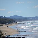 Winter at Coolum Beach by TheaShutterbug
