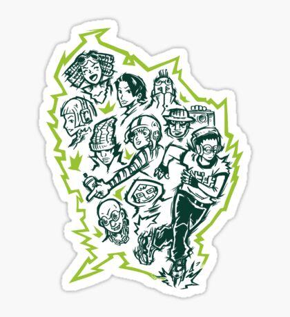 The GG's Sticker