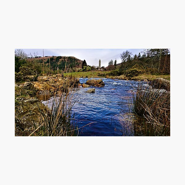 Landscape of Ireland Photographic Print