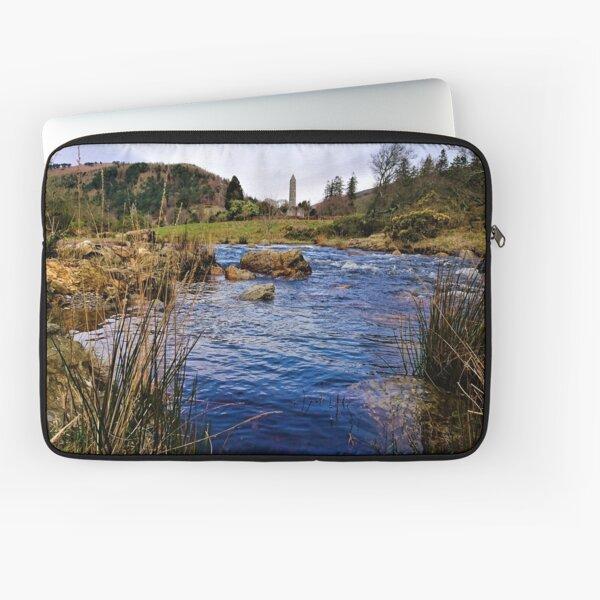 Landscape of Ireland Laptop Sleeve