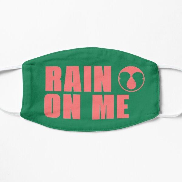 Pluie sur moi Masque sans plis