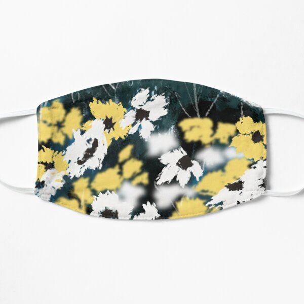 A field of daisies Mask