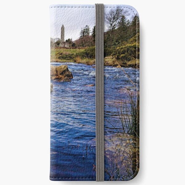 Landscape of Ireland iPhone Wallet