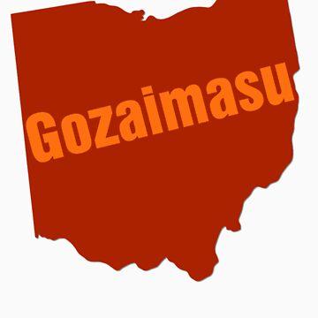 Ohayou (Ohio) Gozaimasu (Romanized) by 918thefan