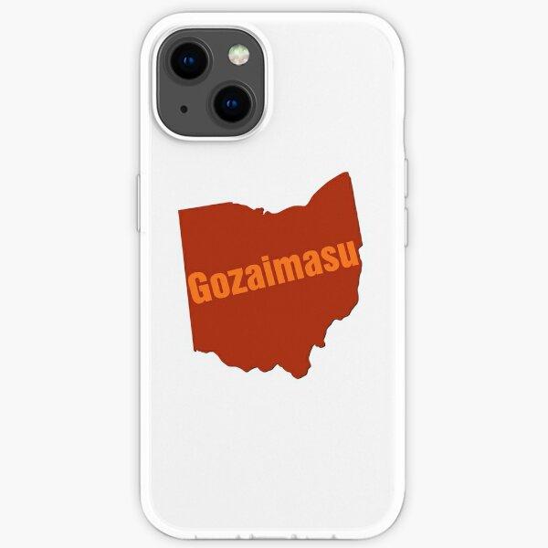 Ohayou (Ohio) Gozaimasu (Romanized) iPhone Soft Case