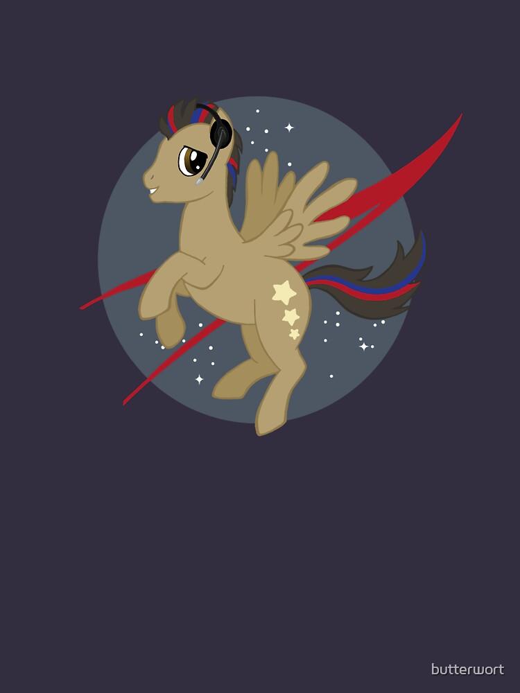 JPL Mohawk Pony by butterwort