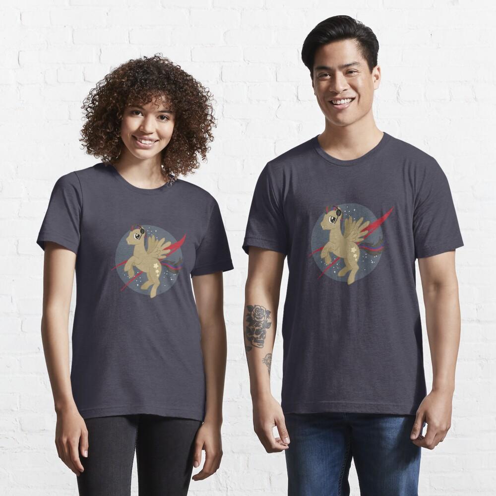 JPL Mohawk Pony Essential T-Shirt