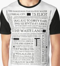 The Waste Land Graphic T-Shirt