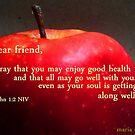 Dear Friend, by mariatheresa