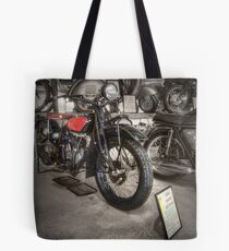 1928 Indian 101 Scout Tote Bag