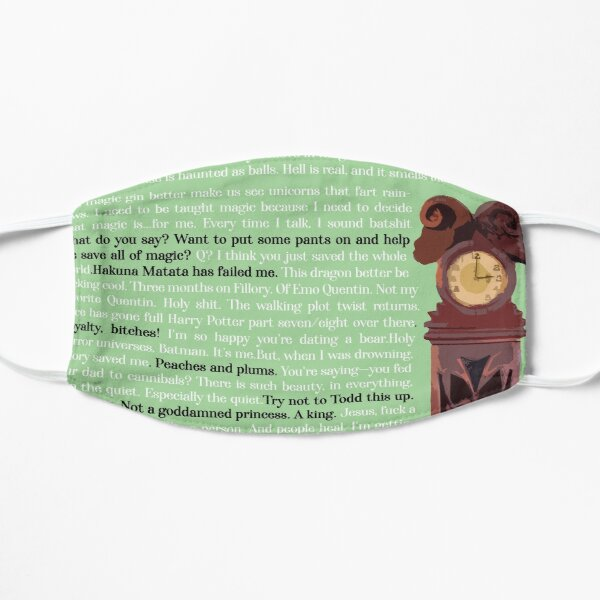 The Magicians Quotes Mask