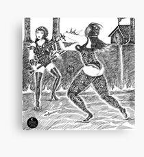 Gladiators! Canvas Print