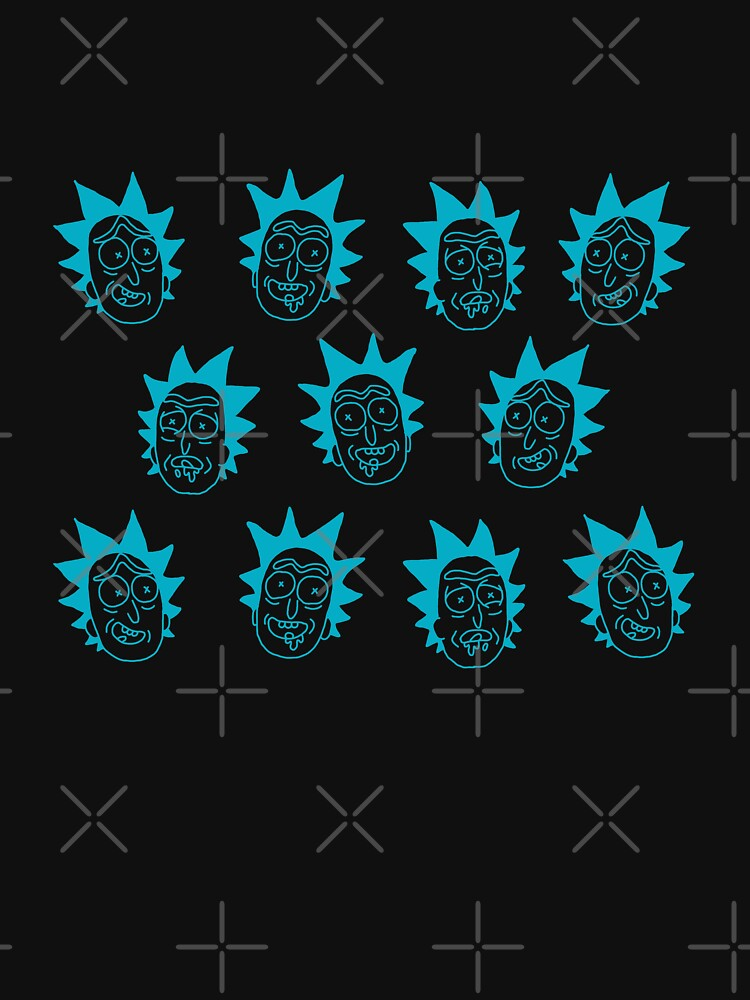 50 shades of rick pattern  by didssph