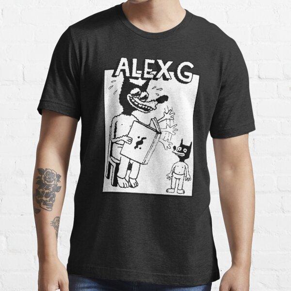(Sandy) Alex G Storytelling logo Essential T-Shirt