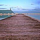 Down the Boardwalk by bazcelt