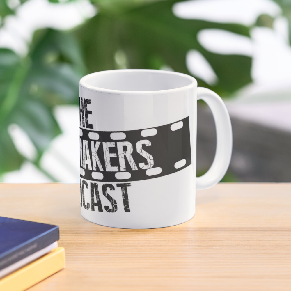 Large Logo Podcast Mug