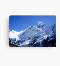 Mt Everest Canvas Print