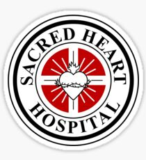 Sacred Heart Hospital Sticker