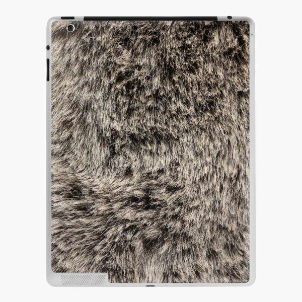 Faux Fur Texture iPad Skin