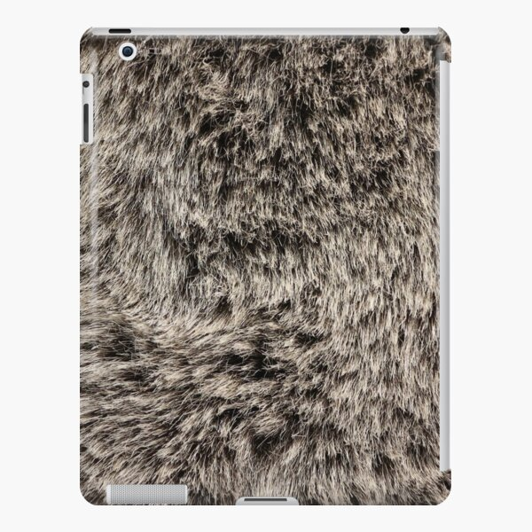 Faux Fur Texture iPad Snap Case