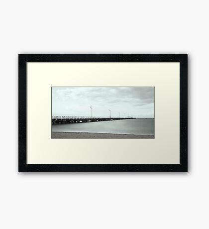 Cool Evening Framed Print