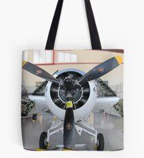 F4F - Wildcat folded up Tote Bag