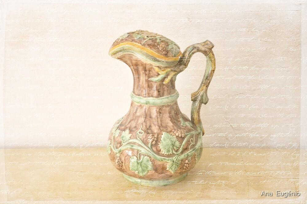 Ancient Vase by Ana  Eugénio