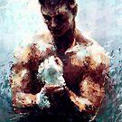 Warrior by nlmda