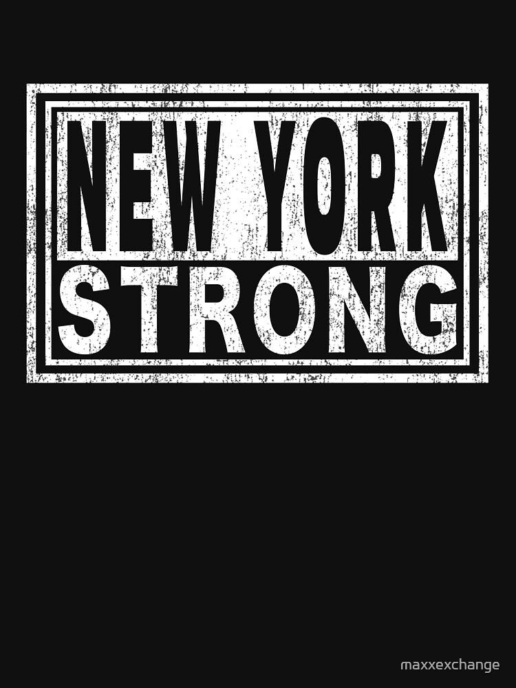 New York Strong   Midtown Manhattan WTC. by maxxexchange