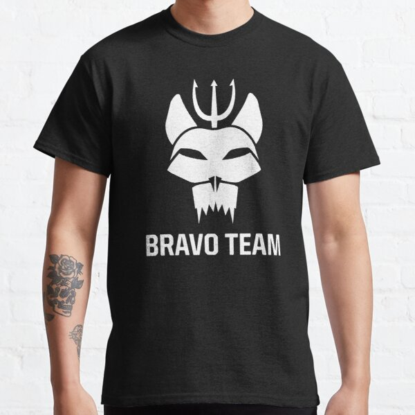 Navy Special Forces Seal Team Six Bravo Group DTG53 Classic T-Shirt