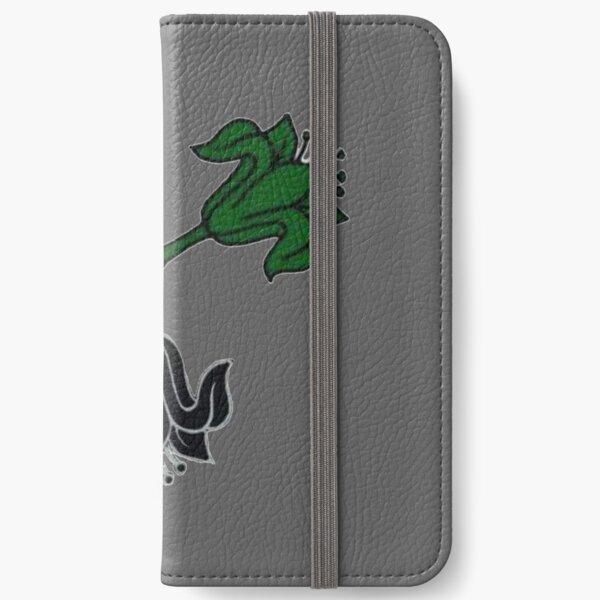 Lilionwood open badge iPhone Wallet