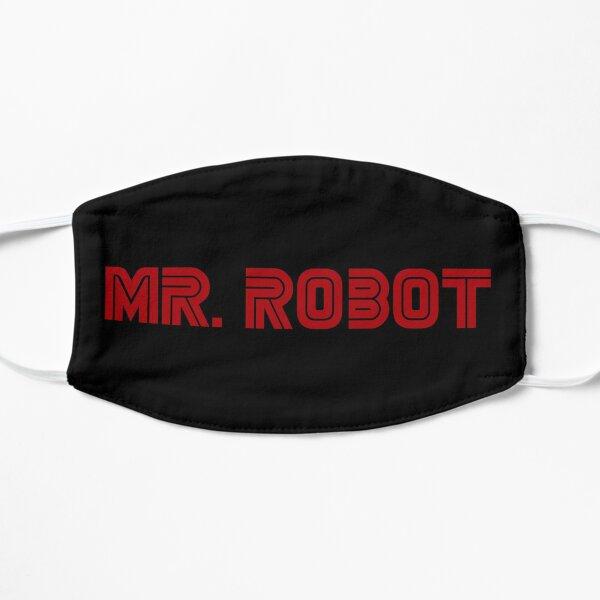 Mr Robot Flat Mask