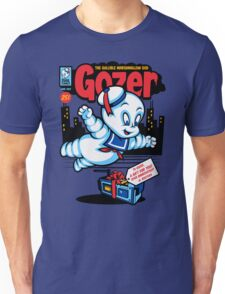 Gozer the Gullible God Unisex T-Shirt