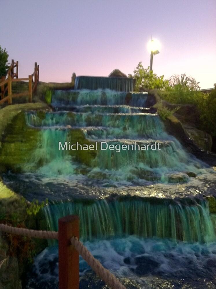 Waterfalls by Michael Degenhardt