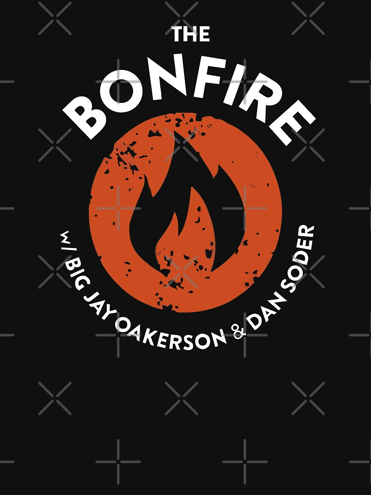 The Bonfire Podcast by Cadmium-red