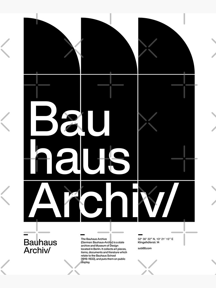 Bauhaus Archiv by sub88